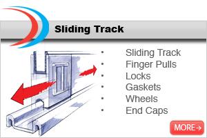 Sliding Cabinet Doors Tracks sliding track & profiles